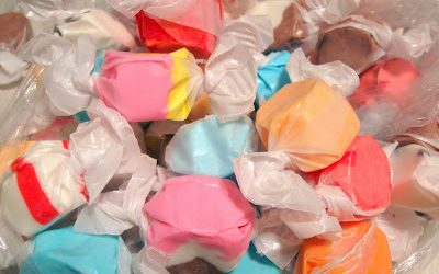 The Official State Candy – Salt Water Taffy